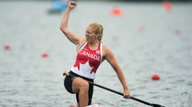 Canadian canoeing champion cleared of doping charges after proving SEX was behind failed test