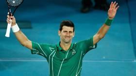 Australian Open 2020: Emotional Novak Djokovic sets up epic semi-final clash with Roger Federer (VIDEO)