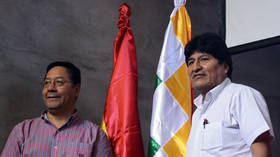 Morales's ally Arce returns to Bolivia to run for president in May election