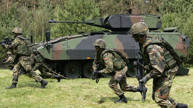 German army lacks infantry fighting vehicles, some soldiers forced to use CARS during drills – media