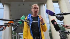 Former Moscow Police officers arrested over framing of Russian journalist Ivan Golunov