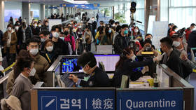 United Airlines, British Airways & other carriers suspend flights to China in bid to halt coronavirus spread