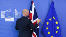 Brussels bids the UK farewell/au revoir/auf Wiedersehen after rubber stamping British exit from the EU