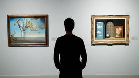 Dali artwork worth $520,000 stolen from Stockholm gallery in smash-and-grab heist