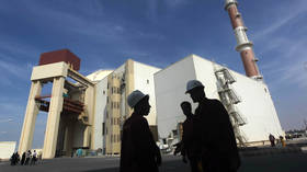 Iran says US decision to sanction nuclear chief is 'childish' and shows 'despair,' won't slow program down