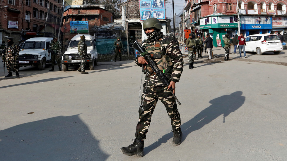 At least 4 injured in grenade attack in India-controlled Kashmir, including civilians and military personnel