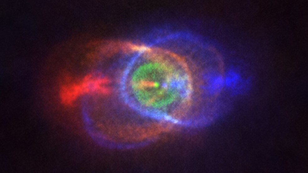 News Burst 7 February 2020 - incredible image of two stars locked in a fight