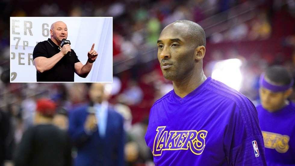 'He was so pumped up': Dana White reveals Kobe Bryant received payout as part of massive windfall for UFC investors