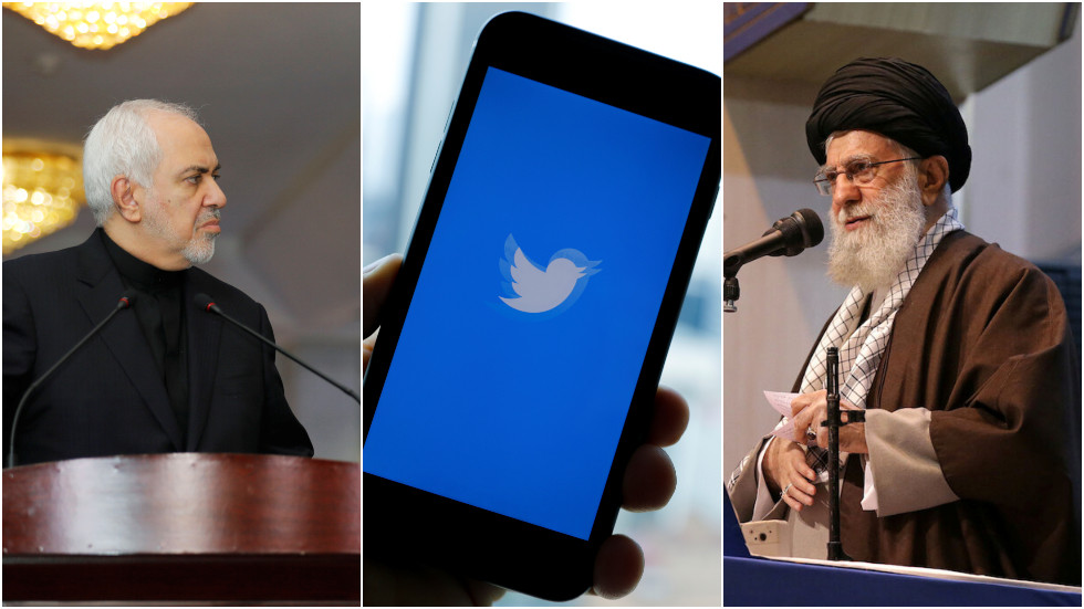 'Free speech only for Americans!' US senators threaten Twitter with sanctions unless it censors Iranian leadership