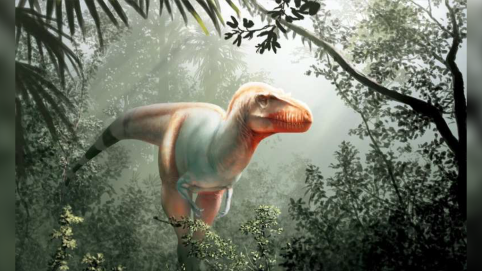 Reaper of Death: Scientists unveil T-Rex's long-lost older cousin