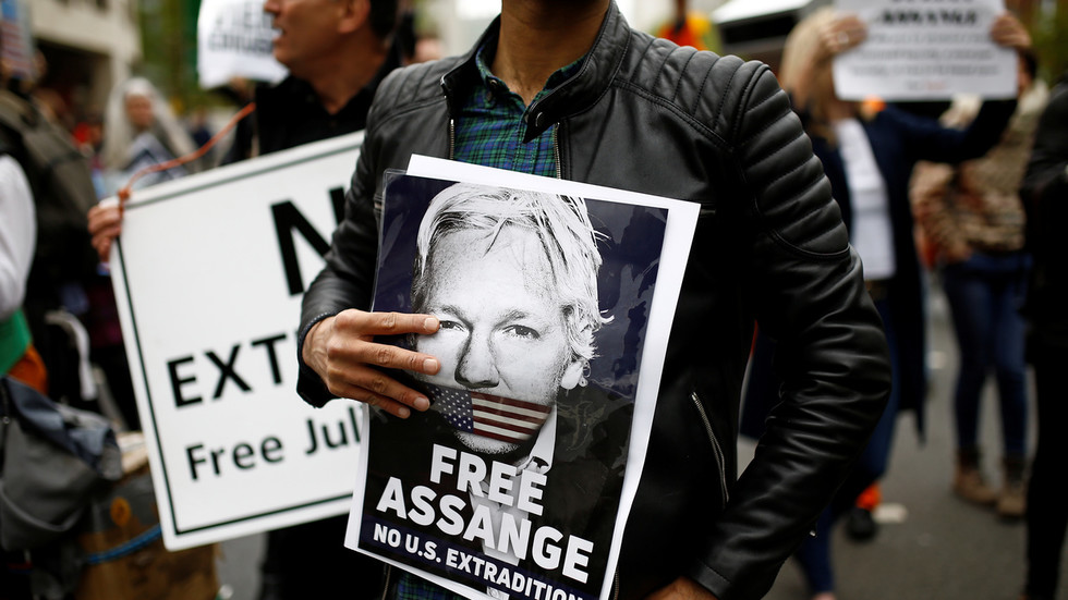 Australian senator calls on govt to bring Assange home as journalist faces 'death' if extradited to US