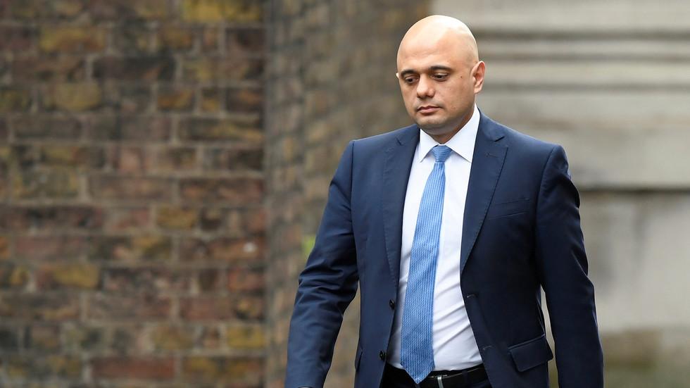UK Chancellor Sajid Javid quits as Boris Johnson reshuffles cabinet
