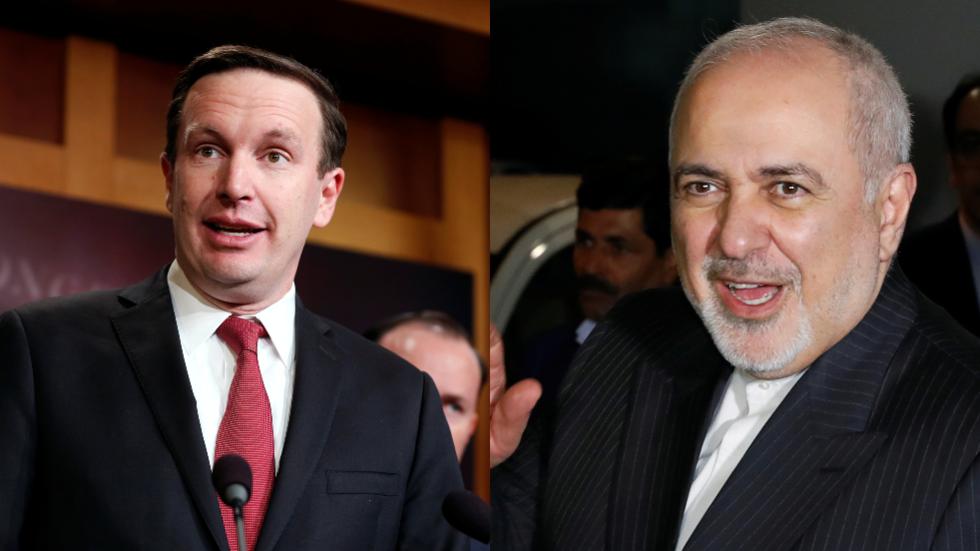 US Senate Democrat admits secretly meeting with Irans...