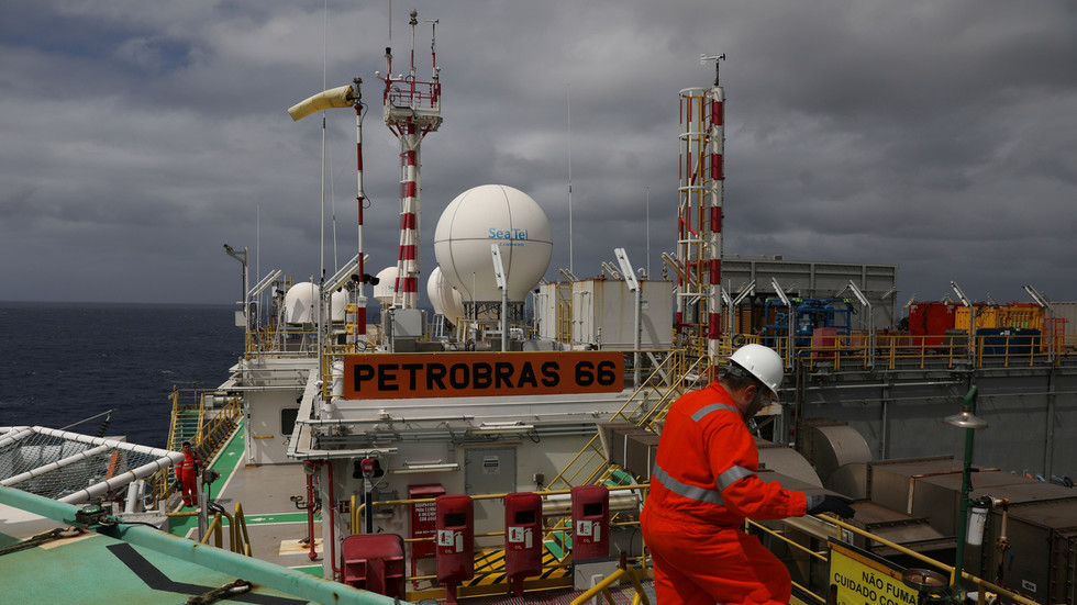 Brazil's oil production jumps 20% to new record in January