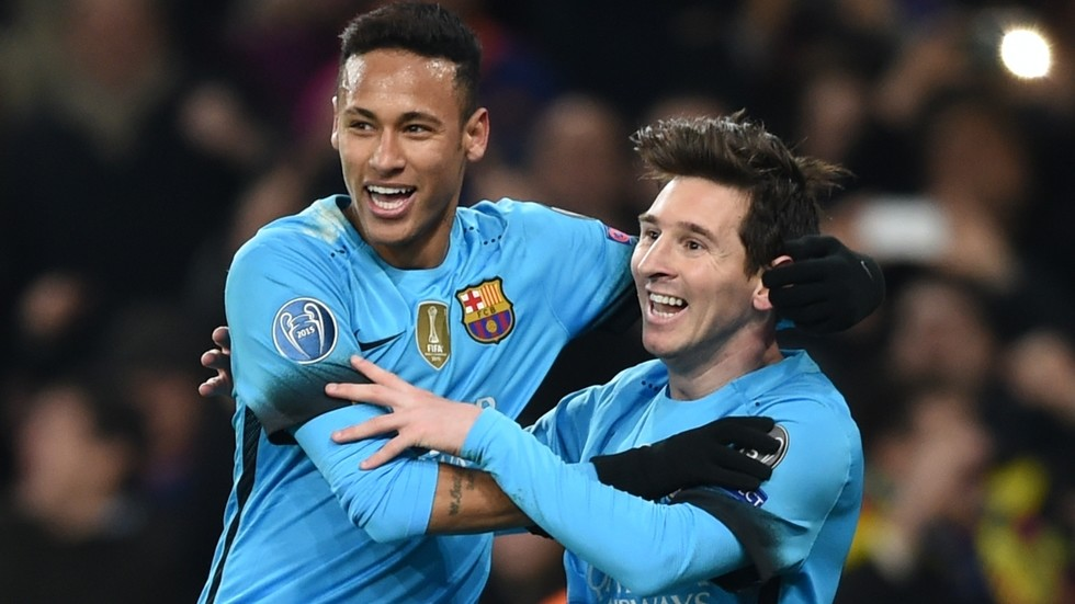 Lionel Messi says he'd welcome Neymar back to Barcelona: 'I would love him to return'