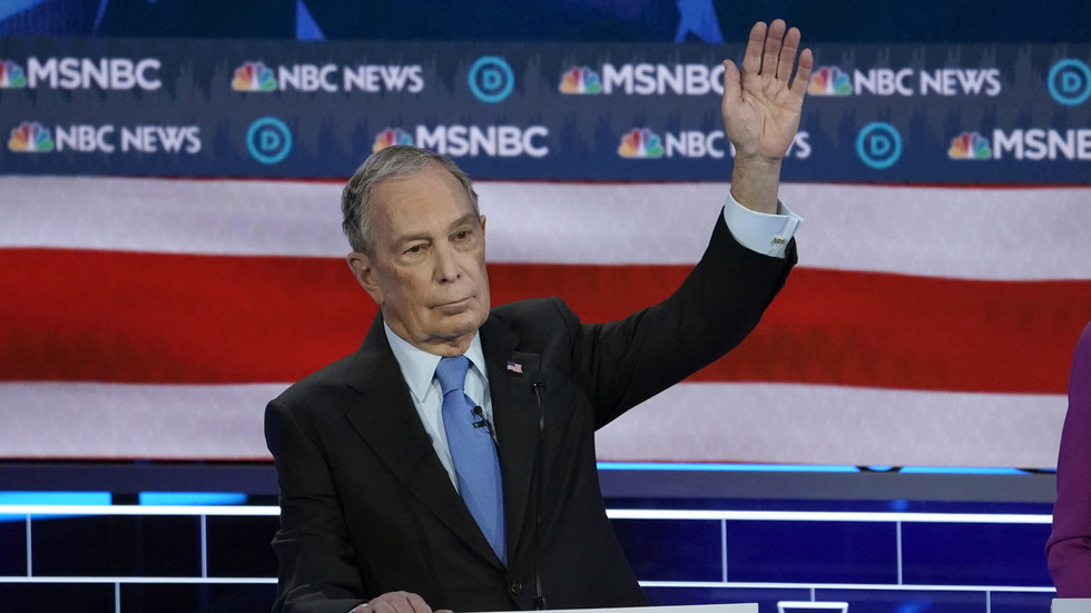 Deepfakes for me, but not for thee? Bloomberg campaign releases altered video of lackluster debate performance