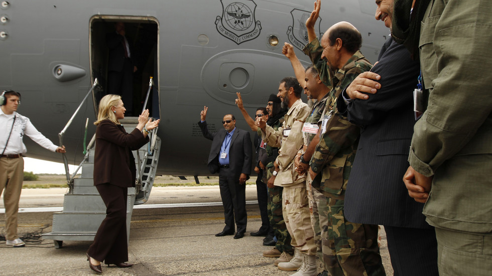 Tripoli govt invites Pentagon to redeploy troops to NATO-ravaged Libya… to 'deter Russia'