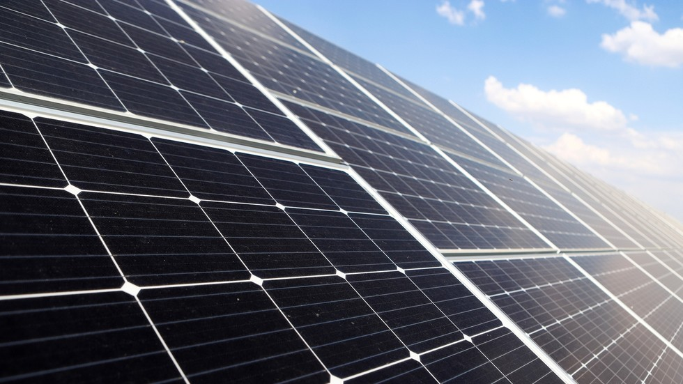 Russia's largest solar power plant launched in the Urals