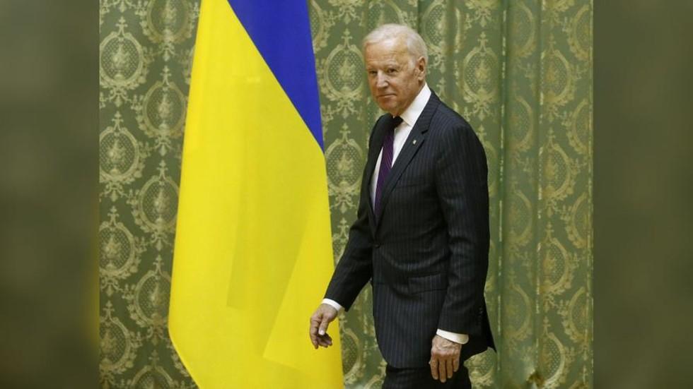 Biden treated Ukraine 'as his private property', says purged prosecutor Shokin on Burisma scandal – UkraineGate documentary — RT World News thumbnail