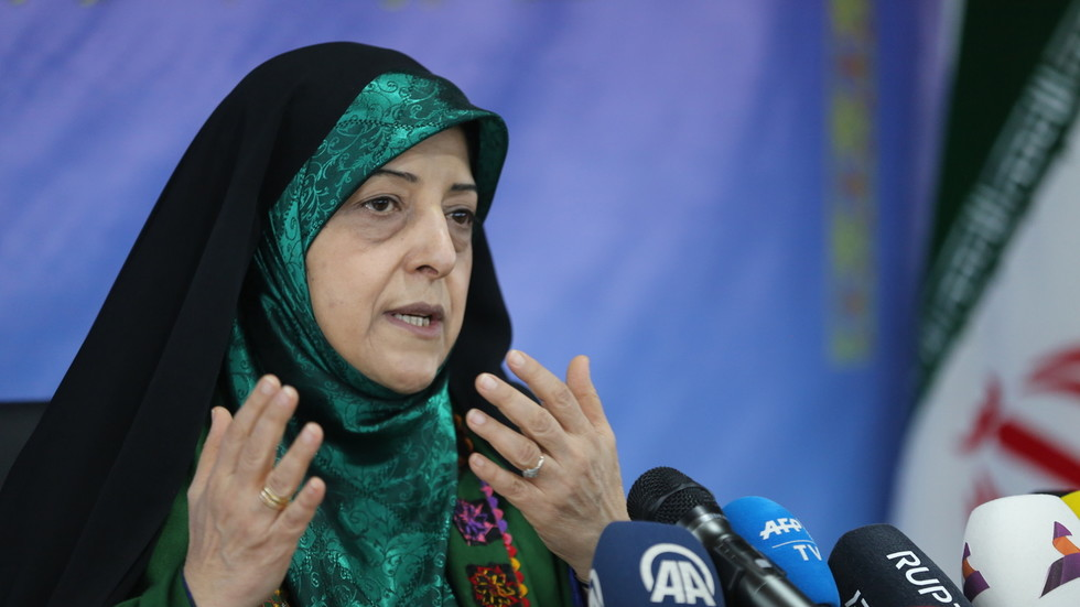 Iran's VP for women and family affairs is latest official to test positive for coronavirus
