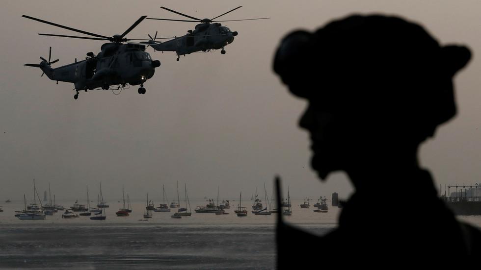 'Aggressive designs': Pakistan blasts India's $3bn arms deal with Washington for 'destabilizing already volatile region'