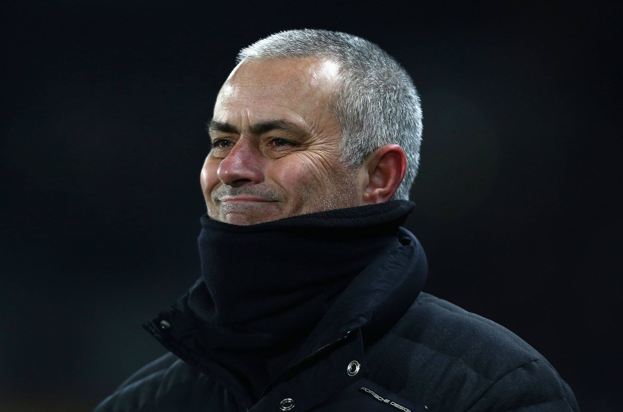 Mourinho: 'The reality is that I am happy'