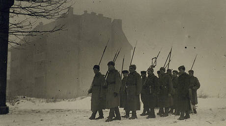 Soviet troops in Budapest, 1945 © Russian Defense Ministry