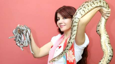 Pakistani singer Pirzada, who threatened Indian PM Modi with snakes, acquitted in reptile-keeping case
