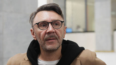 Russia's most famous rocker enters politics: 'Leningrad' star Shnurov may RUN for SEAT in parliament
