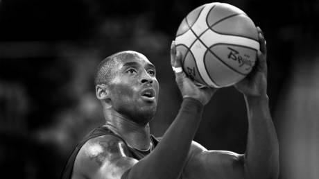 Kobe Bryant © Global Look Press / Anke Fleig