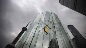 Apple closes all stores in China over mounting coronavirus worries