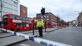 'Blood was everywhere': Eyewitnesses detail London terrorist stabbing spree as attacker shot dead (VIDEOS)