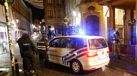Police shoot suspected stabber in Belgium – immediately after London attack (PHOTOS)