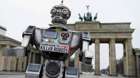 Merkel's coalition shoots down opposition bid to halt Germany's 'killer robots' development