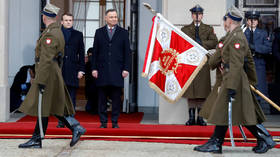 Poland wants to take part in 'European tank project' – President Duda