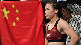 'It is our common disaster': UFC to extradite Zhang Weili from China as strawweight champ leaves Beijing over coronavirus fears
