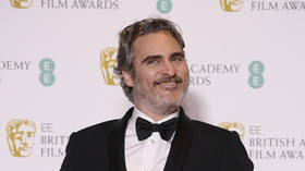 'I'm part of the problem': Joker star rants about 'systemic racism' at BAFTAS