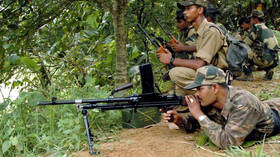 India & Bangladesh hold joint counterterrorism army drill (PHOTOS)