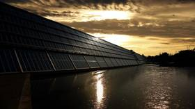 'Reverse' solar panels could generate power during the NIGHT, scientists working on prototype