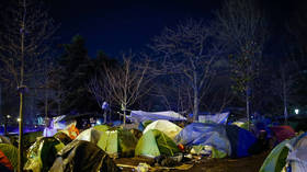 Police clear last migrant tent camp in NE Paris, moves over 400 people to 'shelters'