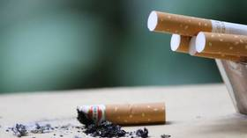 A real kick in the butt! Cigarettes continue emitting harmful chemicals for DAYS after they're stubbed out, study shows