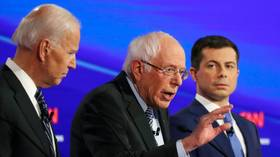 Buttigieg leading, Sanders close 2nd in US Democratic Party's Iowa caucuses based on partial results