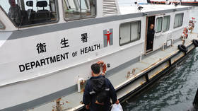 Hong Kong imposes 14-day quarantine on travelers arriving from mainland China