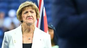 'They've pointed the finger at me': Margaret Court slams Tennis Australia over muted 50th anniversary celebrations