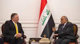 Iraqi govt tells military to 'minimize US reliance' – report