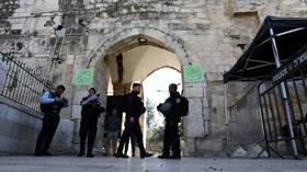 Jerusalem shooter who injured 1 police officer identified as Arab Israeli citizen
