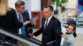 PHONY liberal media turns Republican Romney into HERO for sticking it to Trump (just like it did McCain & Bush)
