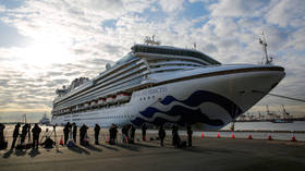 Four Chinese passengers hospitalized in New Jersey after cruise ship screened for coronavirus