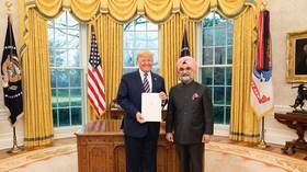 India's new ambassador to US confirmed by Trump in Oval Office credentials ceremony