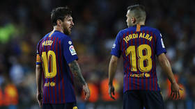 'We shouldn't throw sh*t at ourselves': Alba wades into Messi-Abidal row as ructions threaten to derail Barcelona's season